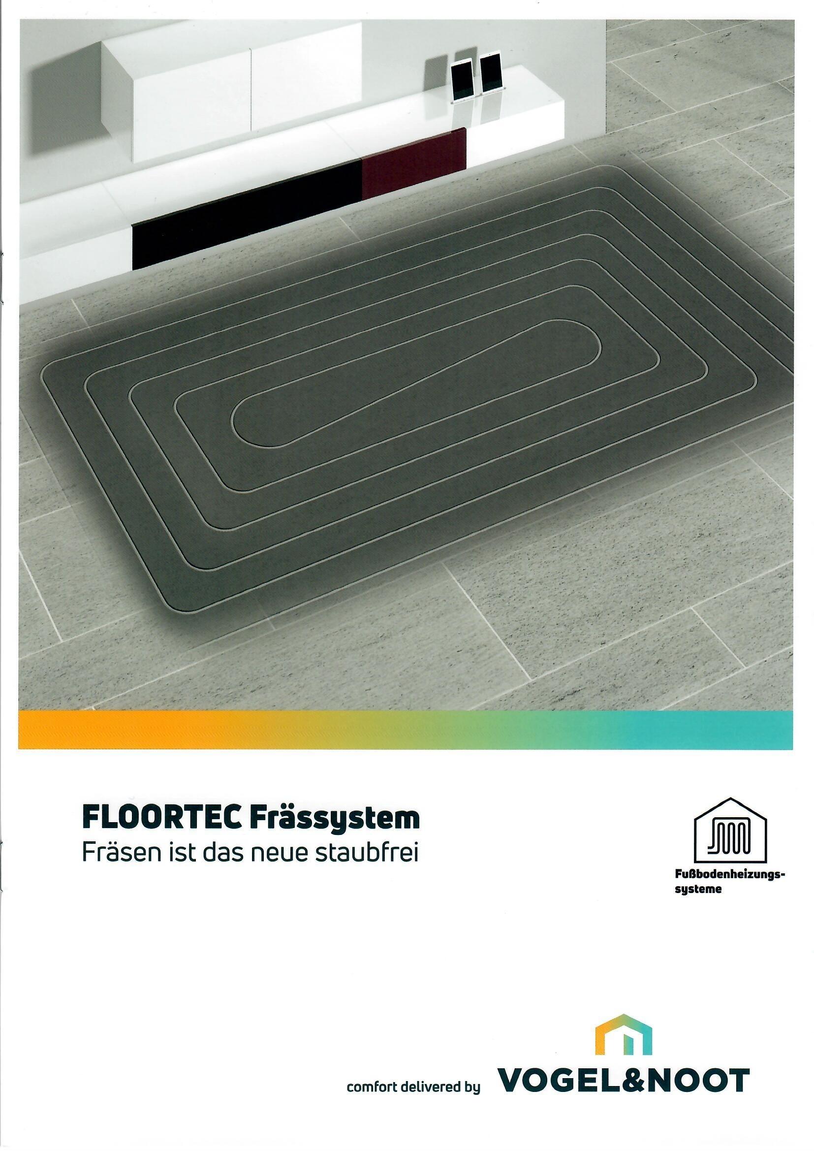 PROSPEKT FLOORTEC FRÄSSYSTEM