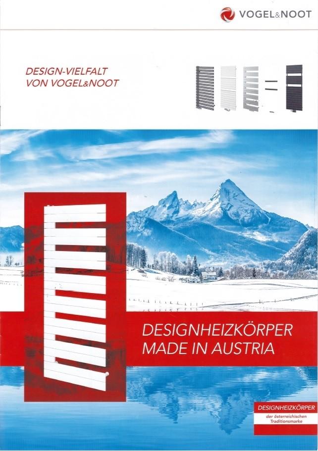 Design-Vielfalt von VOGEL&NOOT